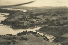 Aerial view Tudor Collins