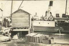 Wharf S.S.Kapanui