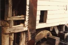 Wyatt's Mill - vertical breakdown saw