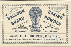 Cooper Baking Powder