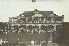 Bowling Club, 1911.