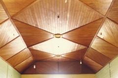 Whangateau Hall - interior